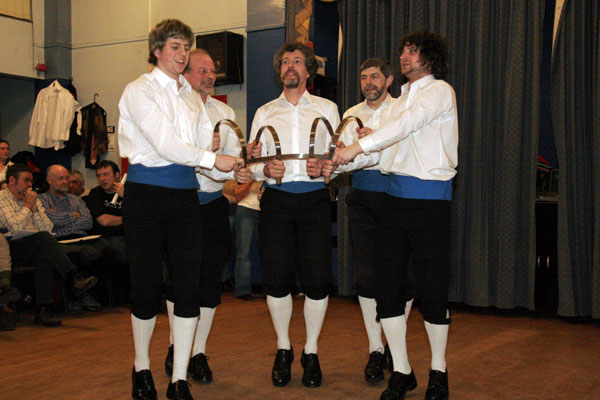 Photograph of Mersey Morris Men