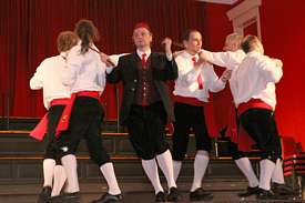 Photo of Sallyport Sword Dancers
