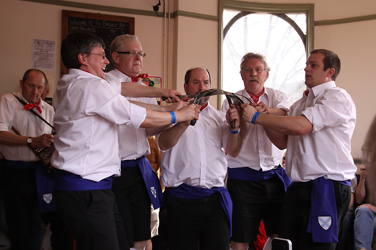 Photograph of Hexham Morris Men