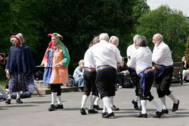 Photo of Coventry Mummers
