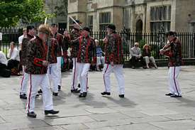 Photo of Grenoside Sword Dancers