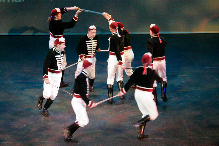 Photograph of Handsworth Traditional Sword Dancers